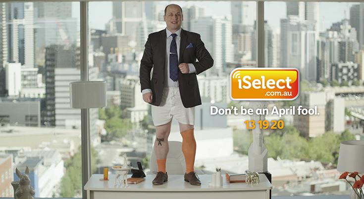 """iSelect """"Socks"""" (AUS)"""